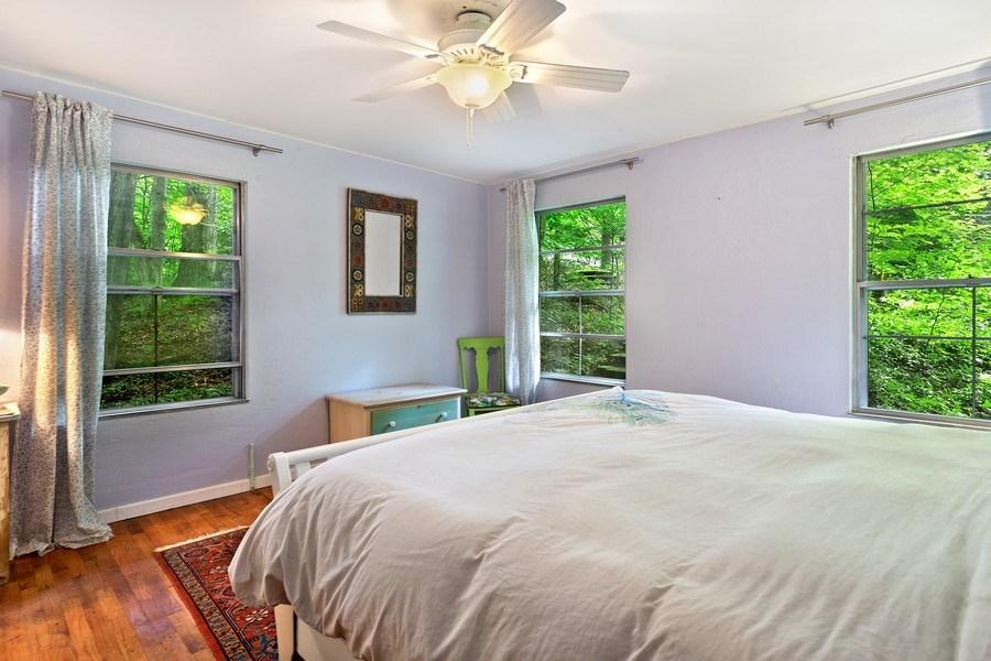 Real Estate Photography - 9715 Evergreen Drive, Bridgman, MI, 49106 - Master Bedroom