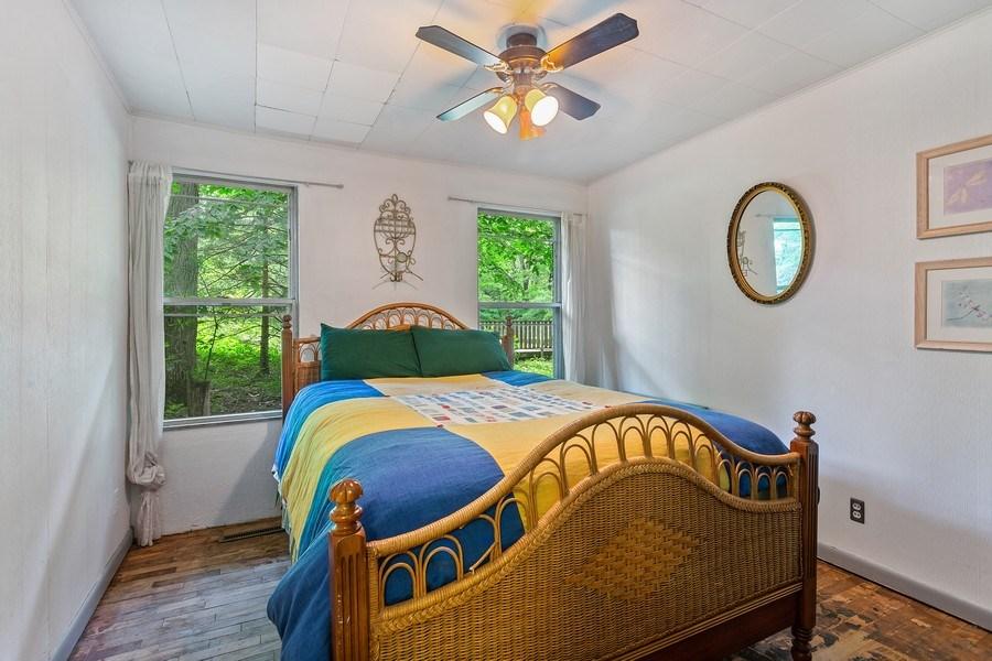 Real Estate Photography - 9715 Evergreen Drive, Bridgman, MI, 49106 - 2nd Bedroom