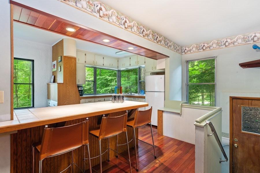 Real Estate Photography - 9715 Evergreen Drive, Bridgman, MI, 49106 - Kitchen