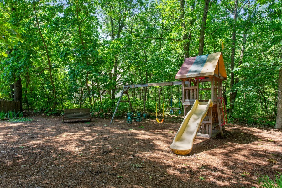 Real Estate Photography - 18636 Forest Beach Drive, New Buffalo, MI, 49117 - Forest Beach Playground