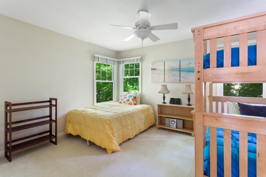 Real Estate Photography - 18636 Forest Beach Drive, New Buffalo, MI, 49117 - 2nd Bedroom