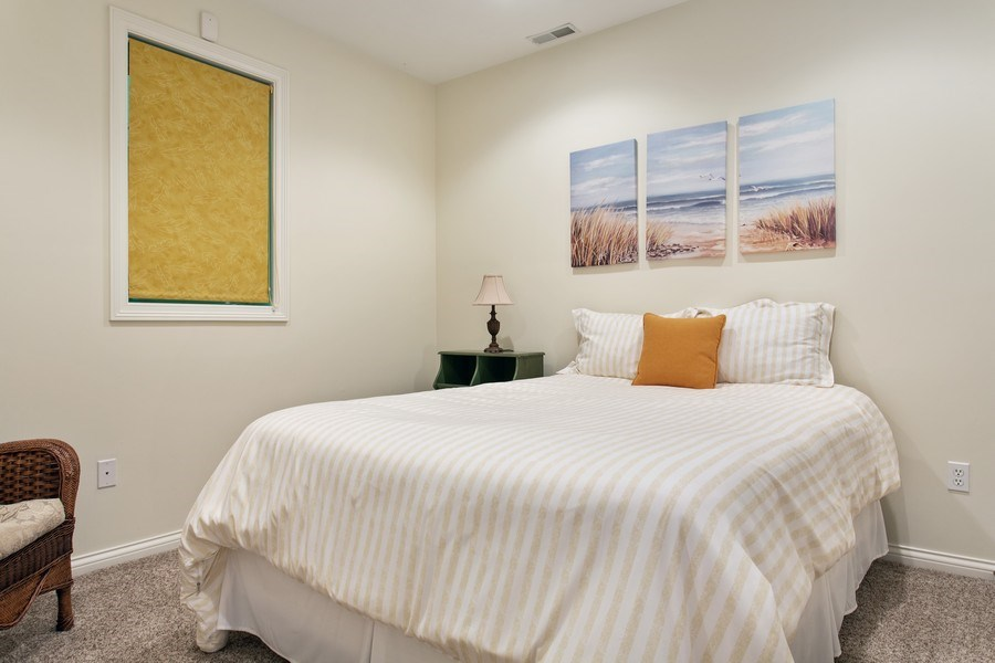 Real Estate Photography - 18636 Forest Beach Drive, New Buffalo, MI, 49117 - 4th Bedroom