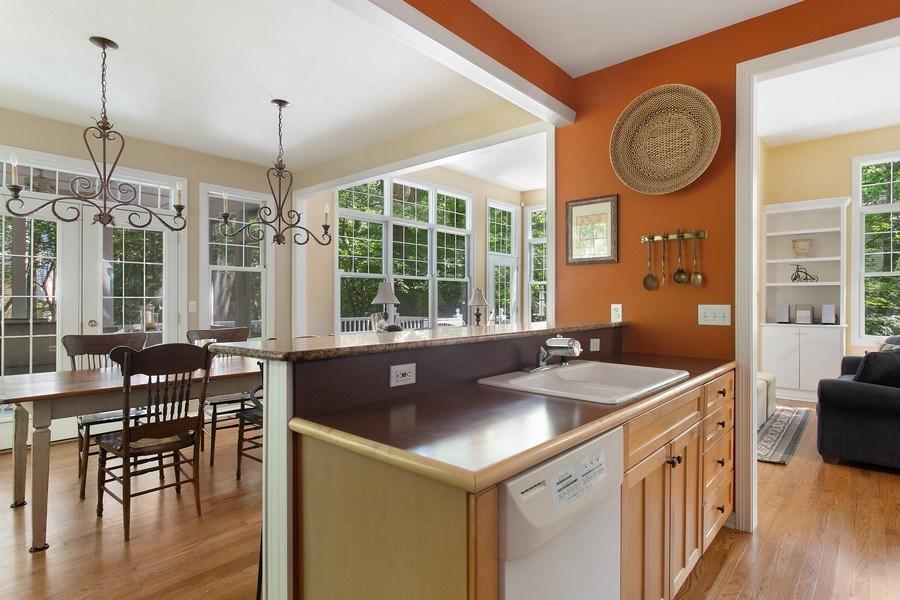 Real Estate Photography - 18636 Forest Beach Drive, New Buffalo, MI, 49117 - Kitchen