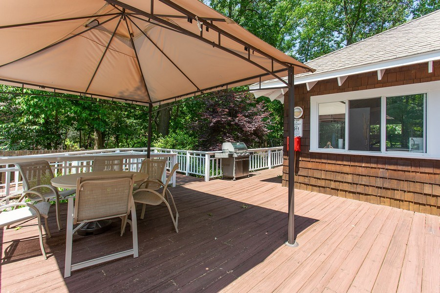 Real Estate Photography - 18636 Forest Beach Drive, New Buffalo, MI, 49117 - Forest Beach Clubhouse