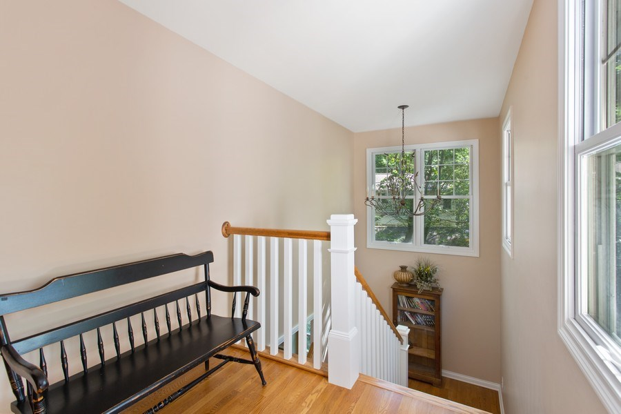 Real Estate Photography - 18636 Forest Beach Drive, New Buffalo, MI, 49117 - Stairway