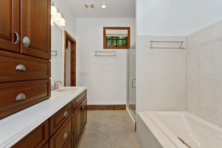 Real Estate Photography - 7020 Youngren Rd, Three Oaks, MI, 49128 - Master Bathroom