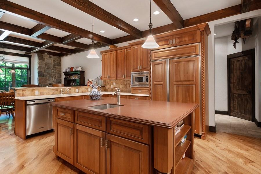 Real Estate Photography - 7020 Youngren Rd, Three Oaks, MI, 49128 - Kitchen