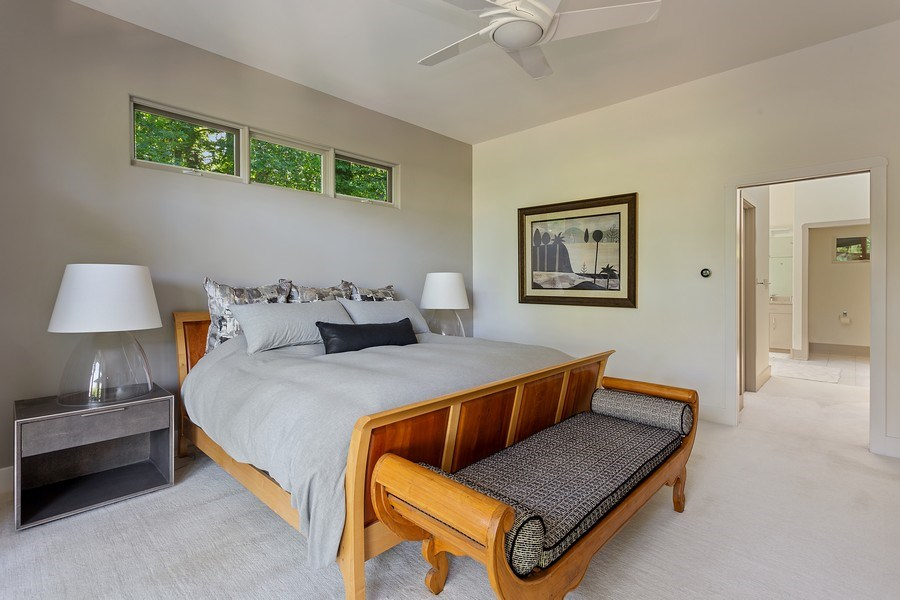 Real Estate Photography - 14458 Ridgeview Drive, New Buffalo, MI, 49117 - Master Bedroom
