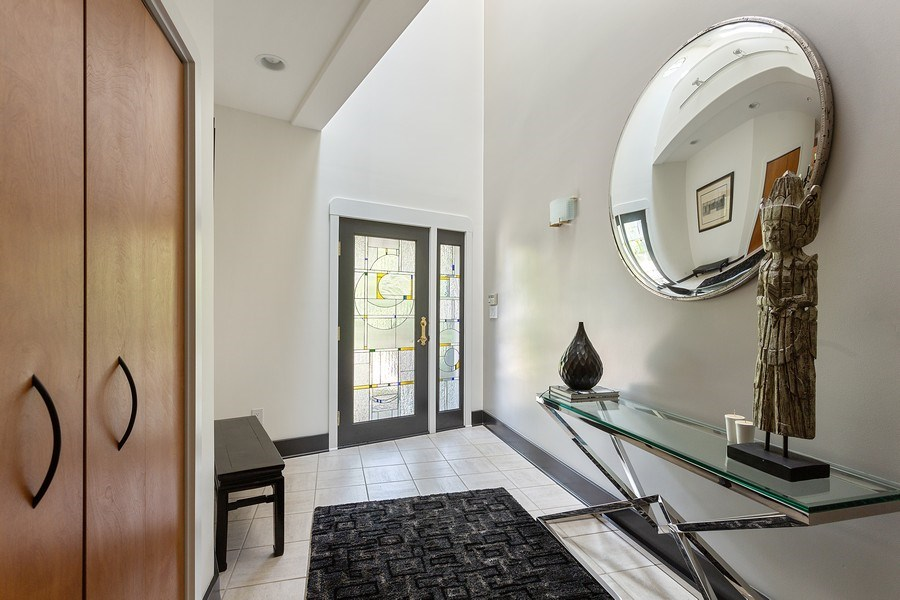 Real Estate Photography - 14458 Ridgeview Drive, New Buffalo, MI, 49117 - Foyer