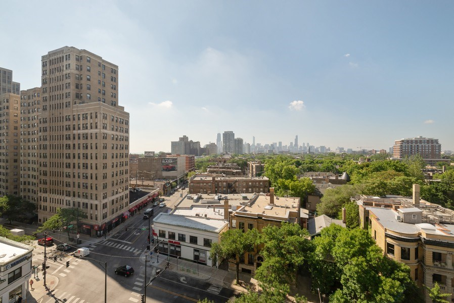 Real Estate Photography - 444 W Fullterton Ave, 1005, Chicago, IL, 60614 - View