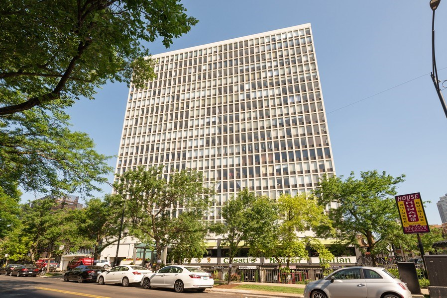 Real Estate Photography - 444 W Fullterton Ave, 1005, Chicago, IL, 60614 - Front View