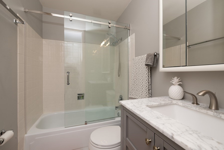 Real Estate Photography - 444 W Fullterton Ave, 1005, Chicago, IL, 60614 - Bathroom