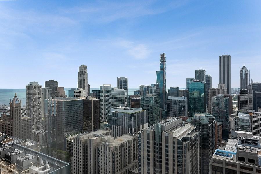 Real Estate Photography - 161 E Chicago Ave, Unit 43 C, Chicago, IL, 60611 -