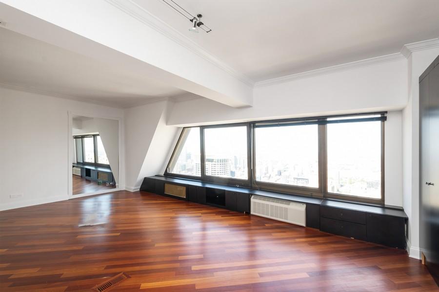 Real Estate Photography - 175 E Delaware, 5002, Chicago, IL, 60611 - Living Room