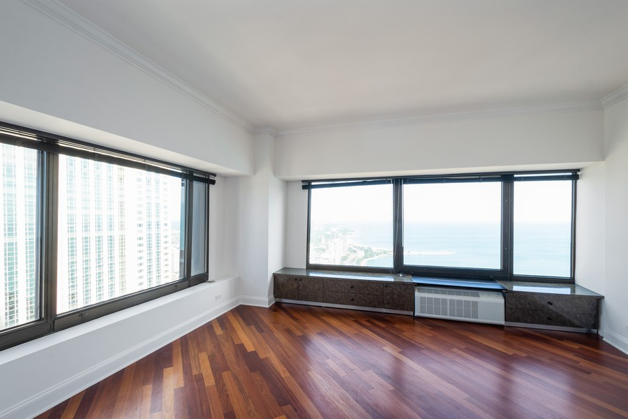 Real Estate Photography - 175 E Delaware, 5002, Chicago, IL, 60611 - Master Bedroom