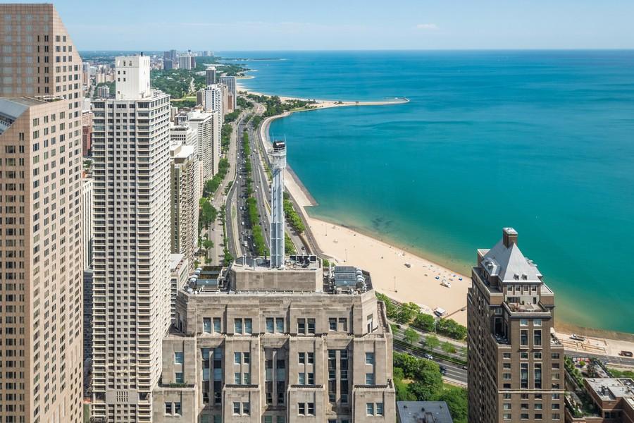 Real Estate Photography - 175 E Delaware, 5002, Chicago, IL, 60611 - View
