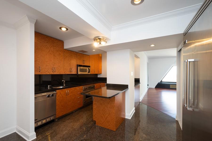Real Estate Photography - 175 E Delaware, 5002, Chicago, IL, 60611 - Kitchen