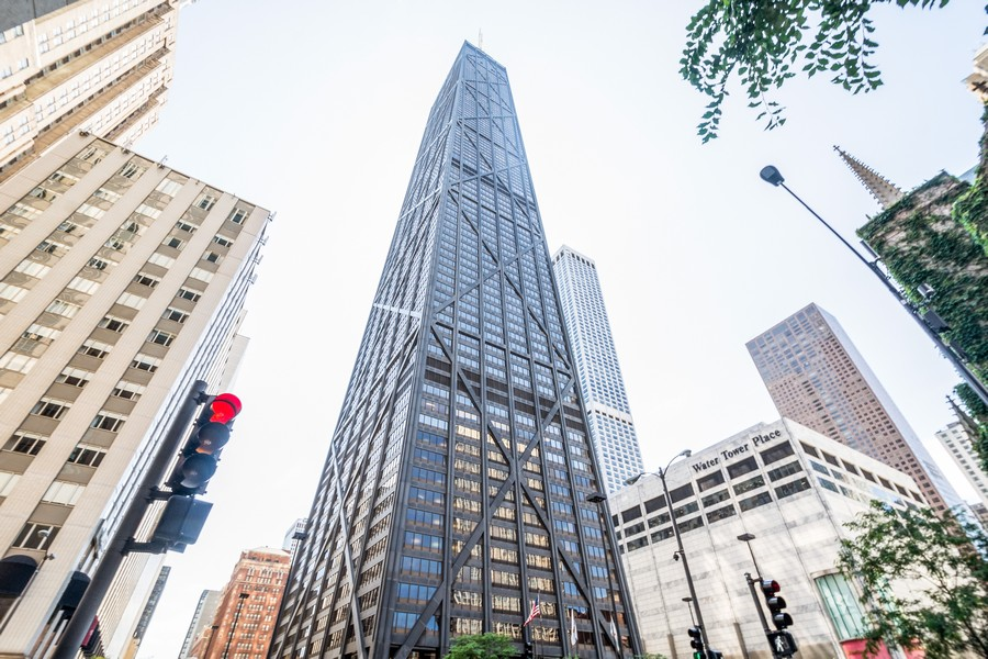 Real Estate Photography - 175 E Delaware, 5002, Chicago, IL, 60611 - Front View