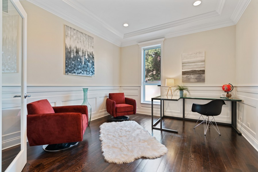 Real Estate Photography - 2663 N. Ashland Ave, #1S, Chicago, IL, 60614 - Office