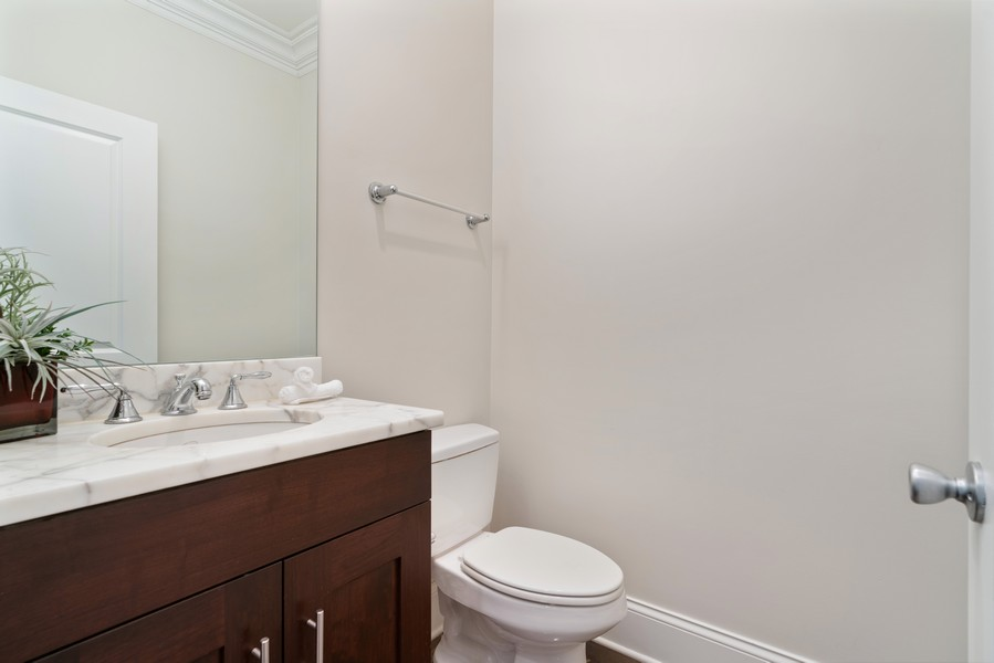 Real Estate Photography - 2663 N. Ashland Ave, #1S, Chicago, IL, 60614 - Bathroom