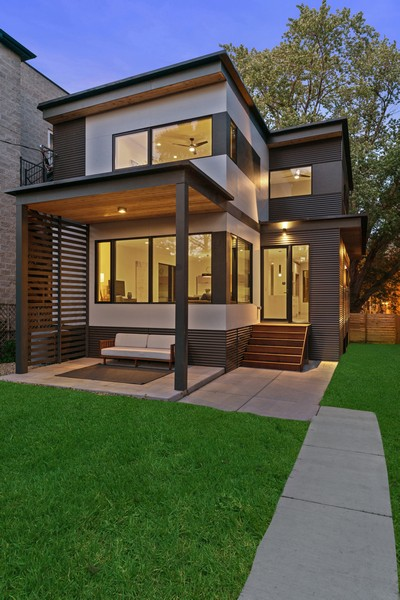 Real Estate Photography - 6074 N. Hermitage, Chicago, IL, 60660 - Location 1
