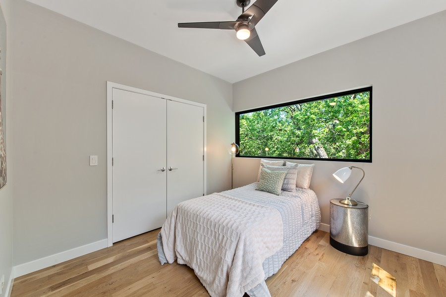 Real Estate Photography - 6074 N. Hermitage, Chicago, IL, 60660 - 4th Bedroom