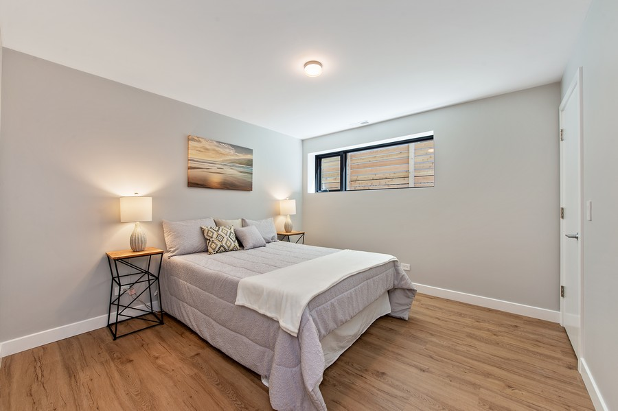 Real Estate Photography - 6074 N. Hermitage, Chicago, IL, 60660 - 5th Bedroom