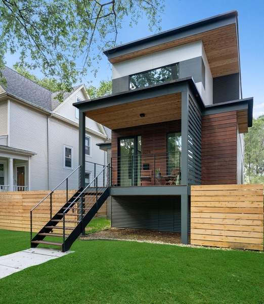 Real Estate Photography - 6074 N. Hermitage, Chicago, IL, 60660 -