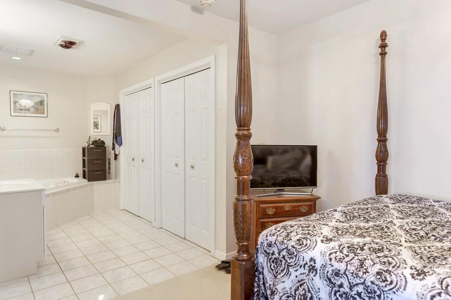 Real Estate Photography - 333 lake Shore Drive, Unit B-3, Michigan City, IN, 46360 - Master Bedroom