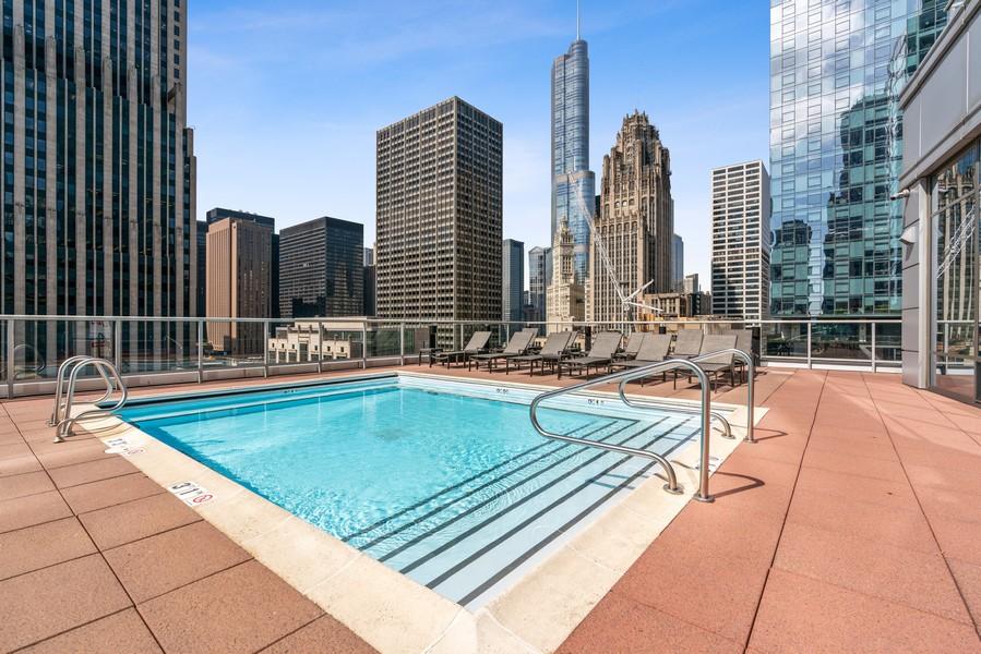 Real Estate Photography - 240 E. Illinois St, #606, Chicago, IL, 60611 -