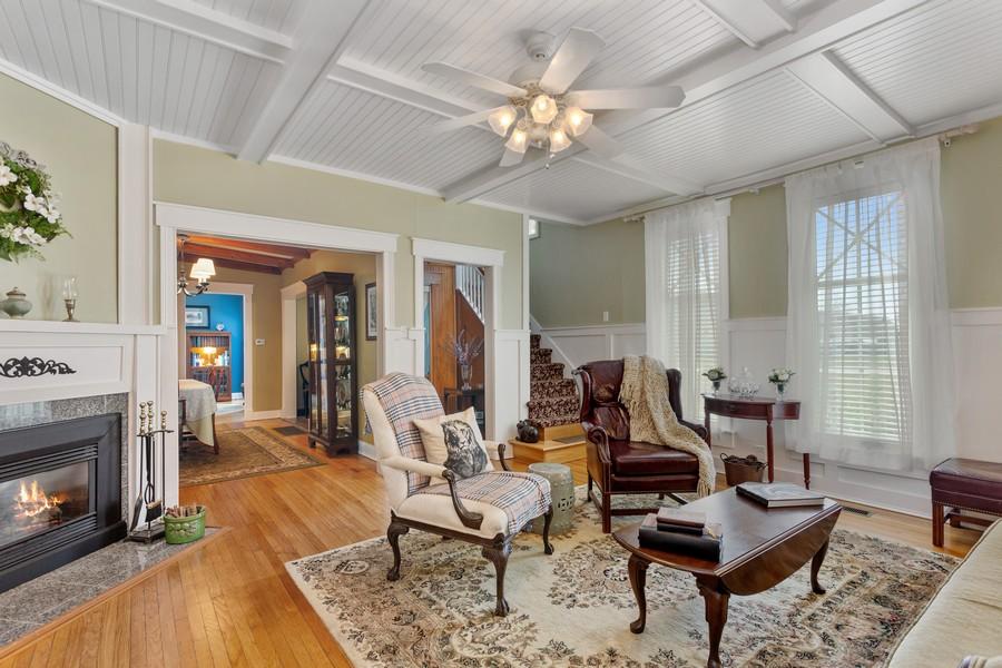 Real Estate Photography - 3621 Lakeshore Dr, St. Joseph, MI, 49085 - Living Room