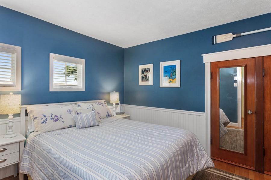 Real Estate Photography - 3621 Lakeshore Dr, St. Joseph, MI, 49085 - 3rd Bedroom