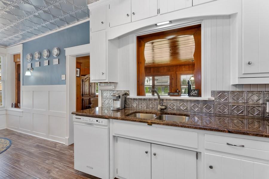 Real Estate Photography - 3621 Lakeshore Dr, St. Joseph, MI, 49085 - Kitchen