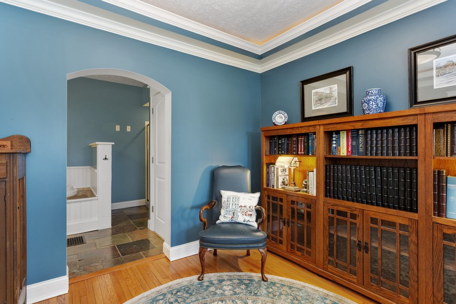 Real Estate Photography - 3621 Lakeshore Dr, St. Joseph, MI, 49085 - Master Bedroom