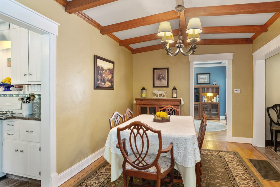 Real Estate Photography - 3621 Lakeshore Dr, St. Joseph, MI, 49085 - Dining Room