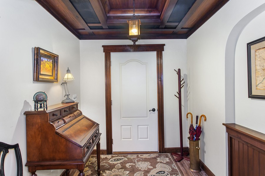 Real Estate Photography - 3621 Lakeshore Dr, St. Joseph, MI, 49085 - Foyer