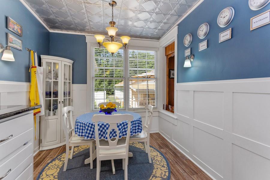Real Estate Photography - 3621 Lakeshore Dr, St. Joseph, MI, 49085 - Dining Area