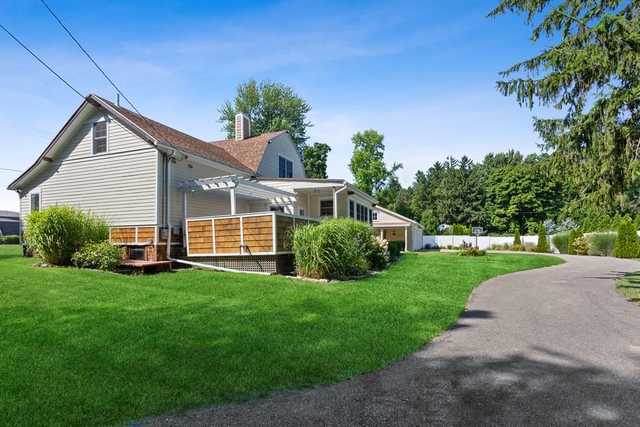 Real Estate Photography - 3621 Lakeshore Dr, St. Joseph, MI, 49085 - Rear View