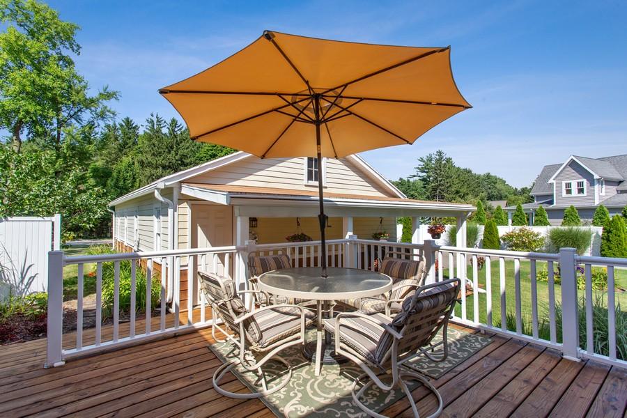 Real Estate Photography - 3621 Lakeshore Dr, St. Joseph, MI, 49085 - Porch