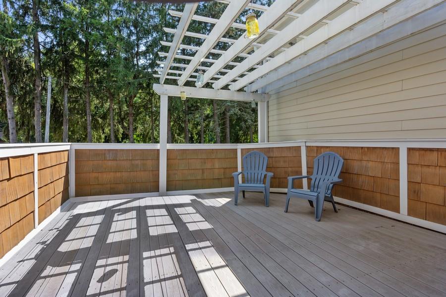 Real Estate Photography - 3621 Lakeshore Dr, St. Joseph, MI, 49085 - Deck