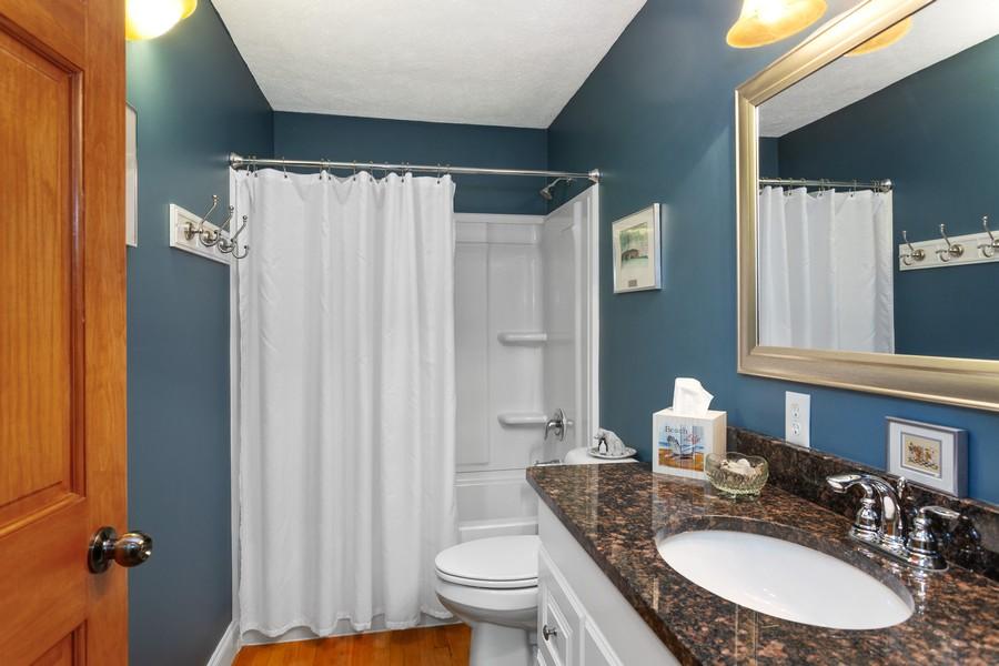 Real Estate Photography - 3621 Lakeshore Dr, St. Joseph, MI, 49085 - Bathroom