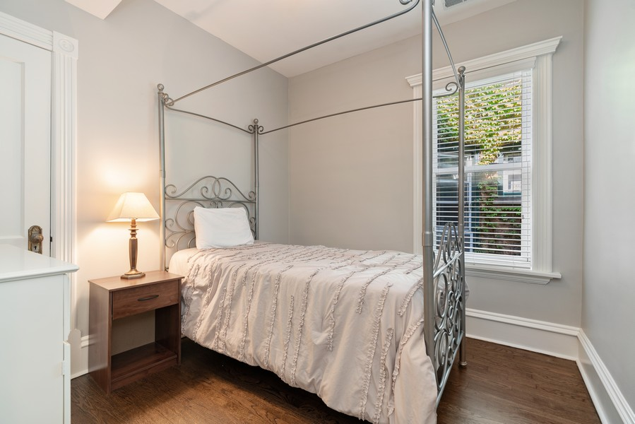 Real Estate Photography - 4704 N. Talman Ave, Chicago, IL, 60625 - 4th Bedroom