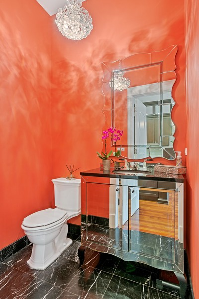 Real Estate Photography - 1914 N. Clark St, Chicago, IL, 60614 - Bathroom