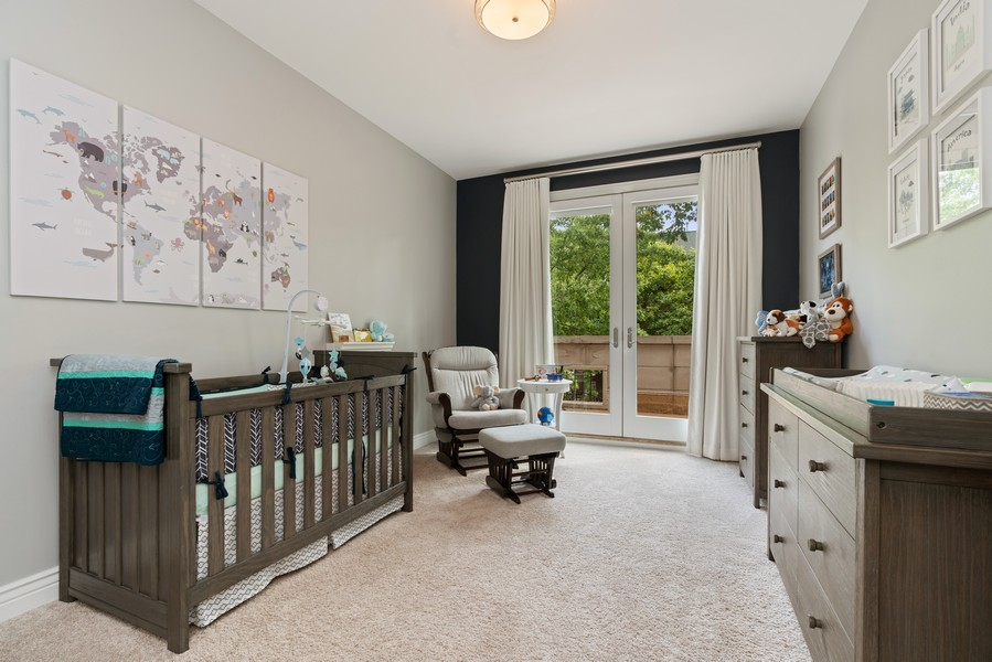 Real Estate Photography - 654 N. Oakley Blvd, Chicago, IL, 60612 - 2nd Bedroom