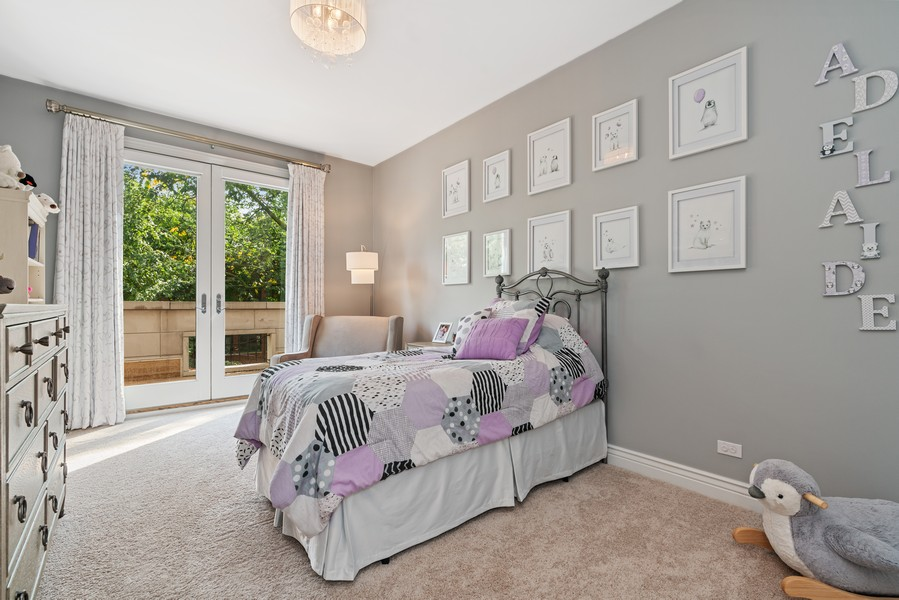 Real Estate Photography - 654 N. Oakley Blvd, Chicago, IL, 60612 - 3rd Bedroom