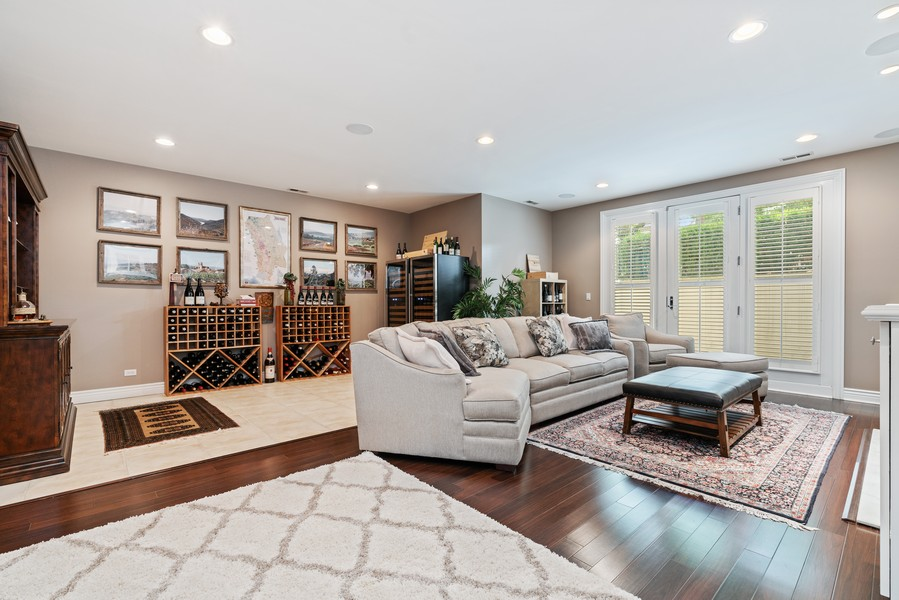 Real Estate Photography - 654 N. Oakley Blvd, Chicago, IL, 60612 - Lower Level