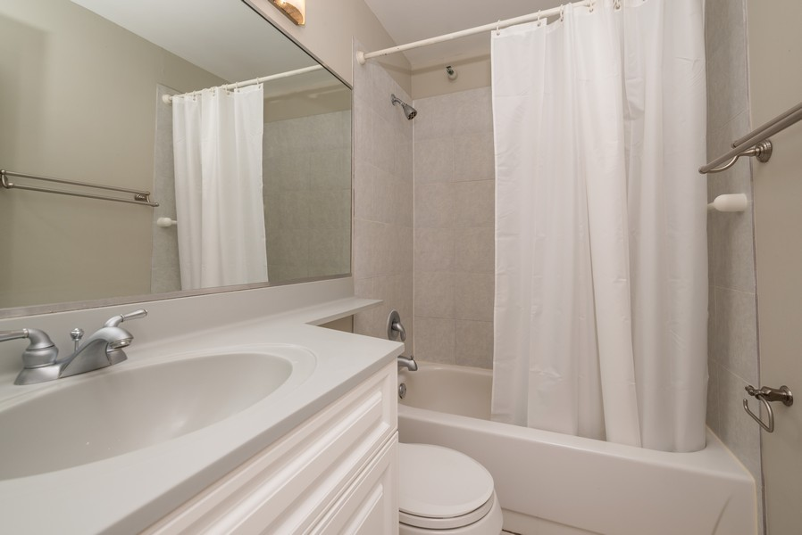 Real Estate Photography - 3660 N Lake Shore Drive, Unit 1111, Chicago, IL, 60613 - Bathroom