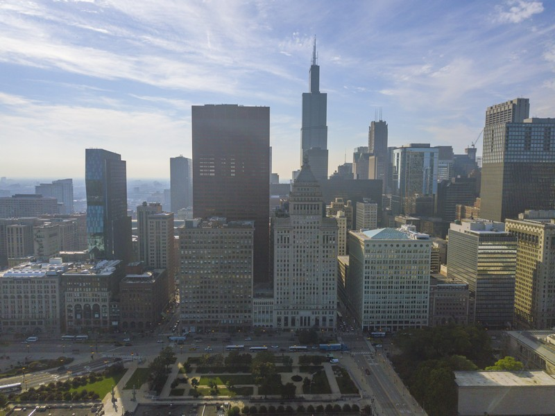Real Estate Photography - 318 S. Michigan Ave, #400, Chicago, IL, 60604 -