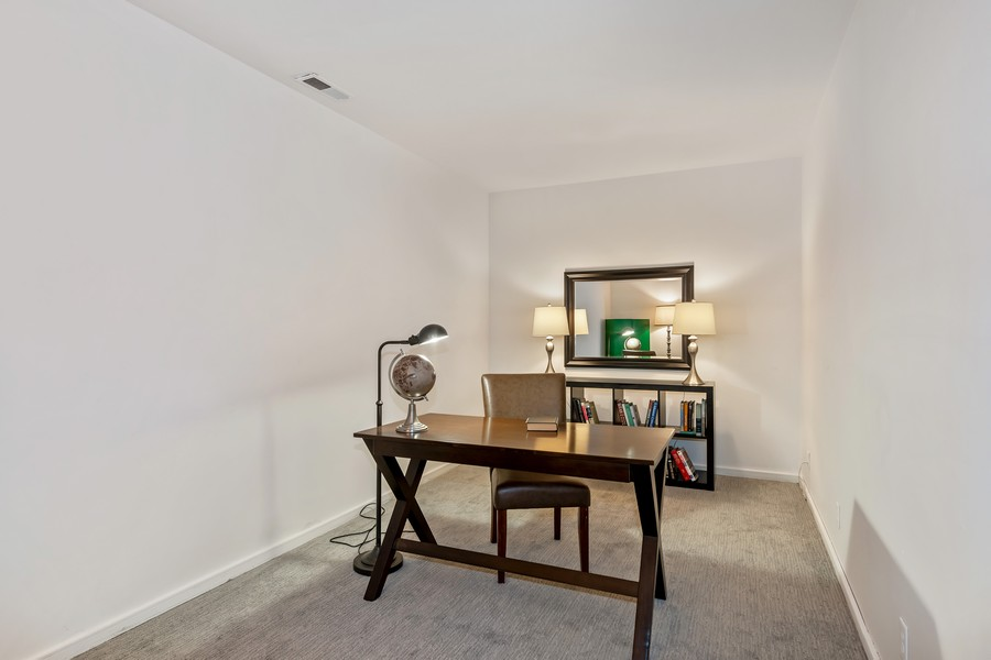 Real Estate Photography - 1145 n hoyne, chicago, IL, 60622 - 4th Bedroom