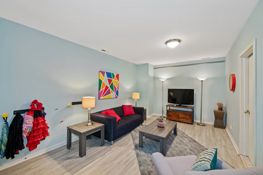Real Estate Photography - 1145 n hoyne, chicago, IL, 60622 - Basement